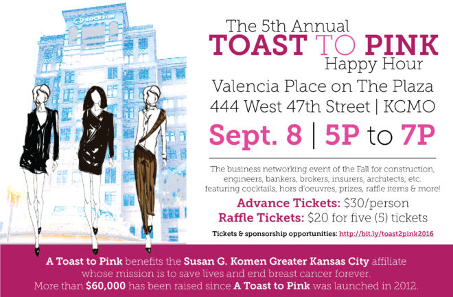 2016 A Toast To Pink Event2